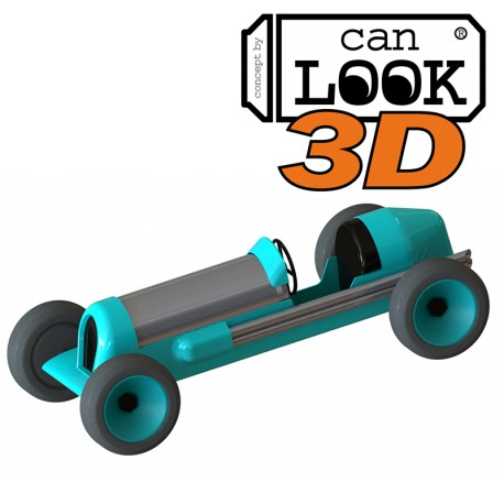 Can-look car - Fichiers pour impression 3D