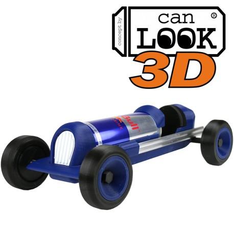 Can-look car version maxi canette - Fichiers pour impression 3D