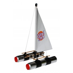 Windpack catamaran Can-look