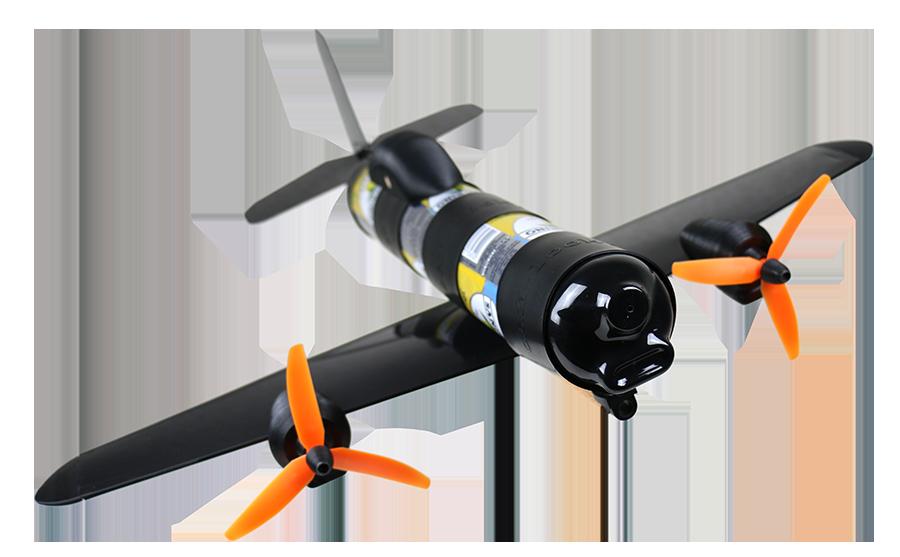 Kit bimoteur pour avion Airpack de Canlook